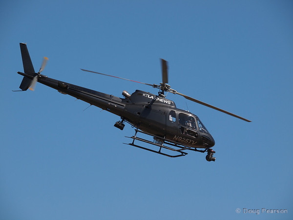 N925TV departing American Heroes Airshow 2012