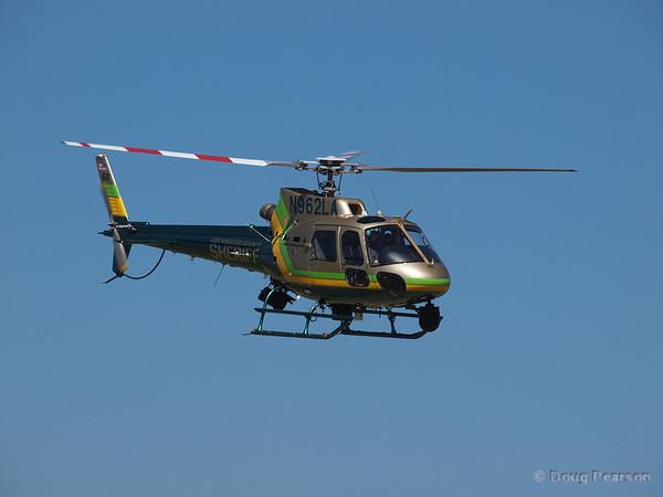 N962LA departing American Heroes Airshow 2012