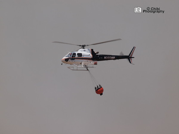 N350MW at Cottonwood Valley Fire, image 2