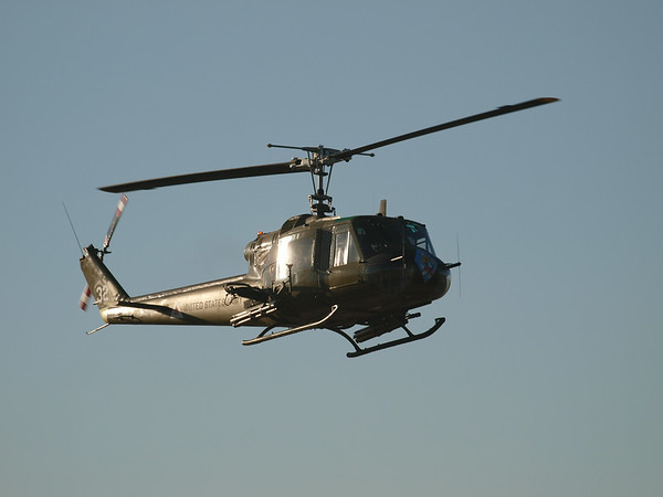 N832M arriving at the 2014 AHAS Los Angeles