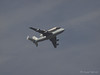 Space Shuttle Endeavour arrives in Los Angeles