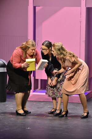 CFHS Presents 9 to 5