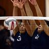 Carmel vs Catalina volleyball