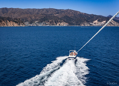 Flying First Class - Catalina