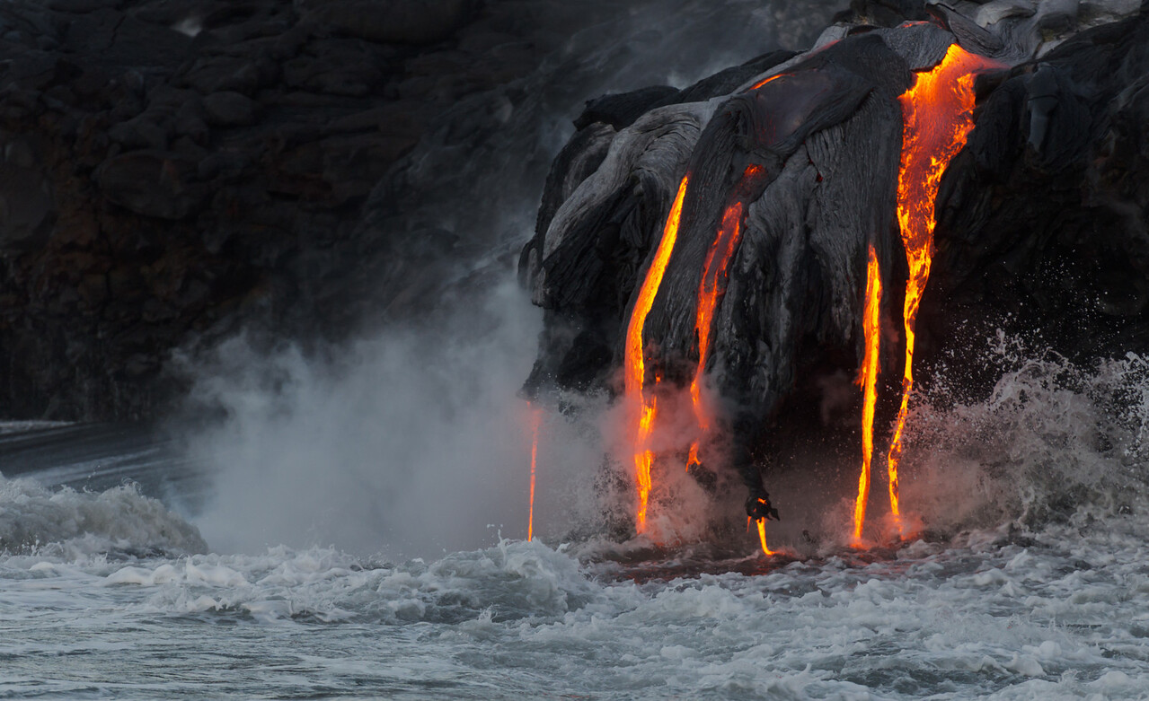 Lava Drip Profile