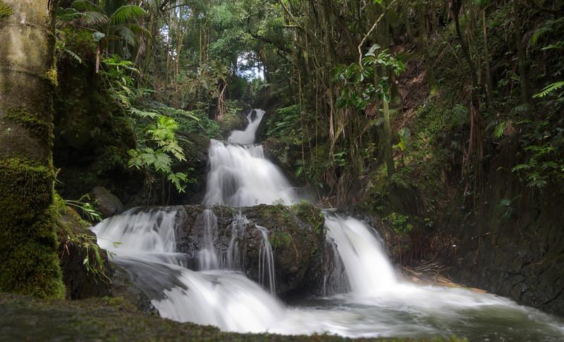 Botanical Garden Falls, Hilo HI