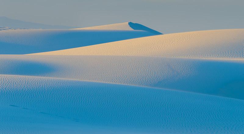 Crest over Blue Dunes