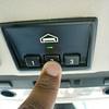 garage door open inside car1