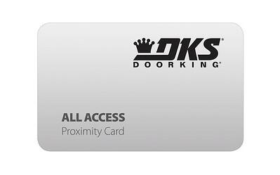 RF access card