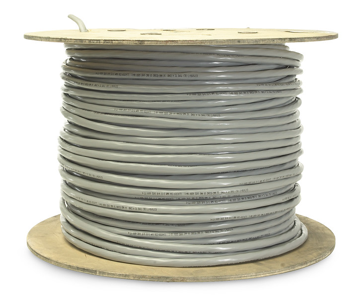wire-cable spool