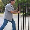 pushing gate open sm