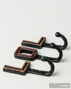 Iron Coat Hangers
