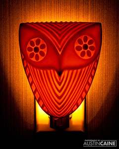 Ceramic Night Light