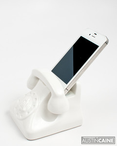 Ceramic Phone Holder