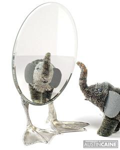 Duck Legs Mirror