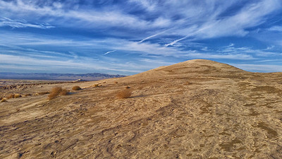 Sand Dunes: Hanford Reach National Monument
