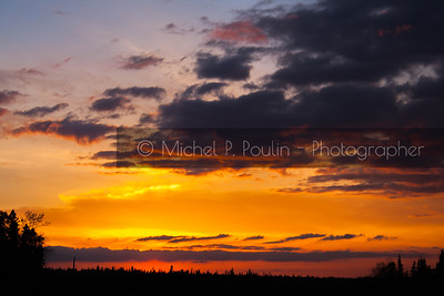 Mooseland Sunset