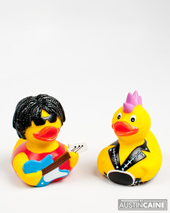 Rocking Rubber Duckies