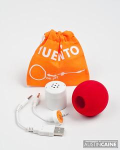 Plush Ball Speaker