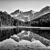Marsh Lake Reflection