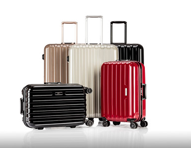 Carry on luggage at Wynn Palace Macau