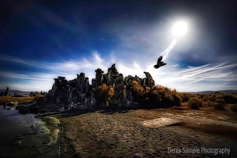 Tufa Flight