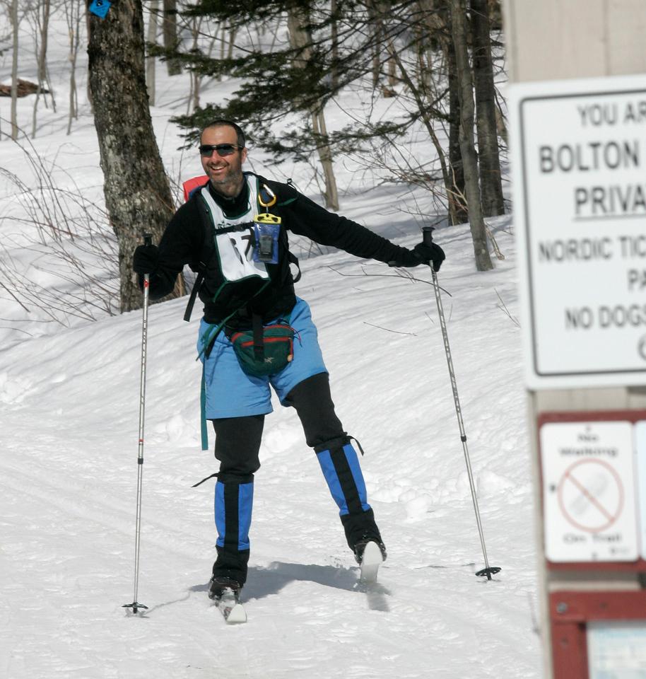 Catamount Backcountry Challenge