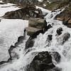 Degelo no Furka Pass