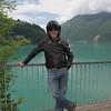 Bruno no Lago de Lucerna