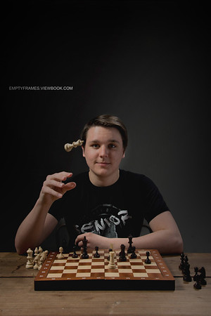 Chess Player;s Portrait