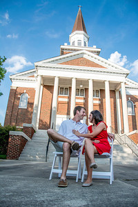 First Baptist Church Portrait