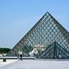 Pirâmide do Museu do Louvre
