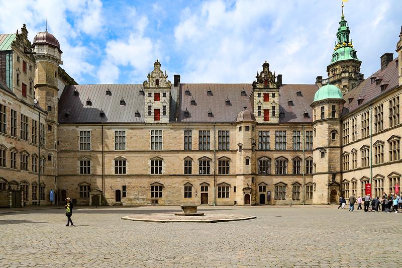 Castelo Kronborg