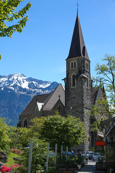 Centro de Interlaken
