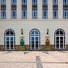 Detalhes Arquitetônicos da Cidade de Luxemburgo