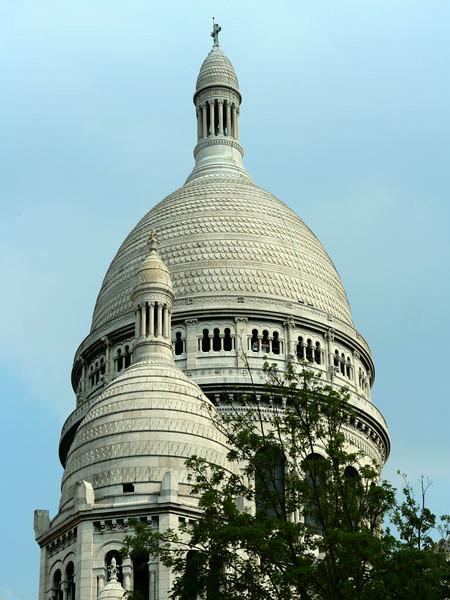 Basílica da Sacre Coeur