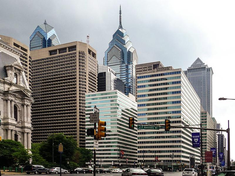 Detalhes Arquitetônicos de Filadélfia