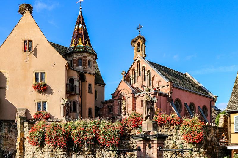 Cena Urbana em Eghisheim