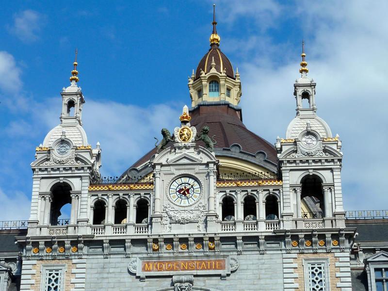 Estação Central de Trens de Antuérpia