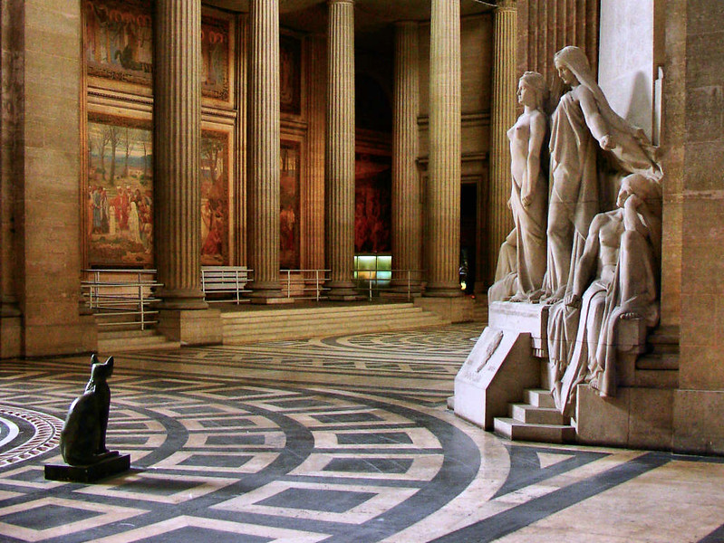 Interior do Pantheon