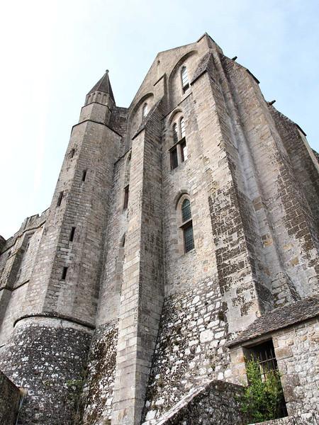 Abadia do Monte St. Michel