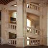 Escada de Duplo Espiral