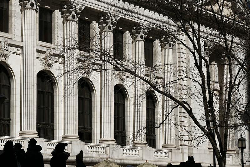 Detalhes Arquitetônicos de Nova York