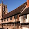 Detalhes Arquitetônicos de Stratfor-upon-Avon