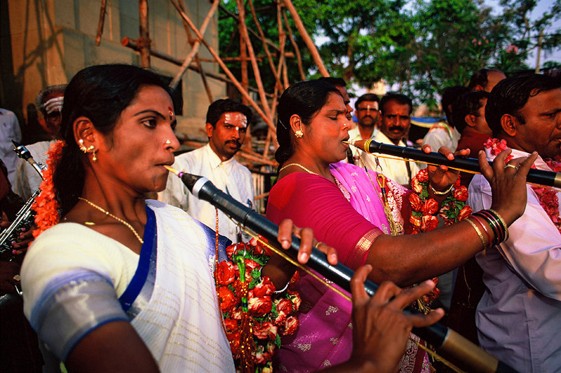 "<p><font size=""4"" face=""Trajan Pro""> Musicos para Shiva -  Mysore</font></p>"