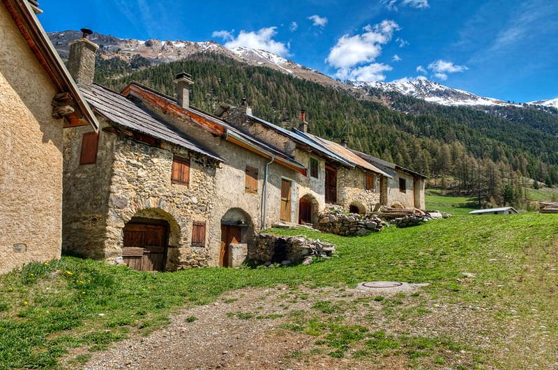 Viviendas Alpinas - Los Ayes/Briancon