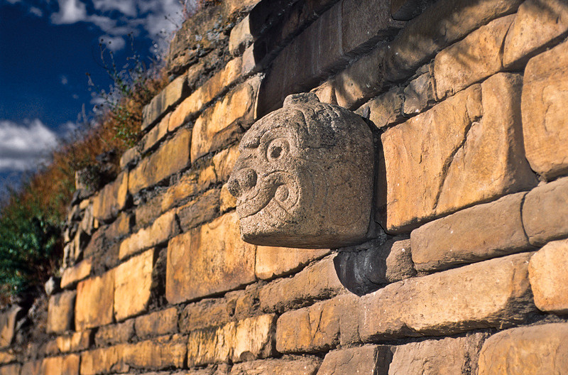 "<p><font size=""4"" face=""Trajan Pro""> Chavin de Huantar - Ancash</font></p>"