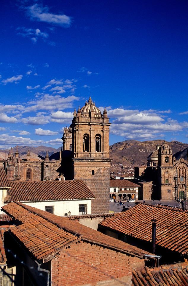 """<p><font size=""""4"""" face=""""Trajan Pro""""> Aucaypata - Cusco</font></p>"""