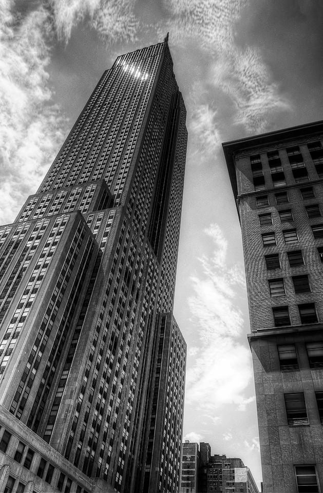 Brillos y Sombras - New York 2010