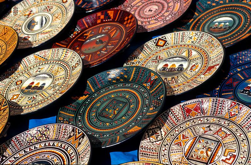 """<p><font size=""""4"""" face=""""Trajan Pro"""">Platos con Motivos Cusquenos - Cusco</font></p>"""